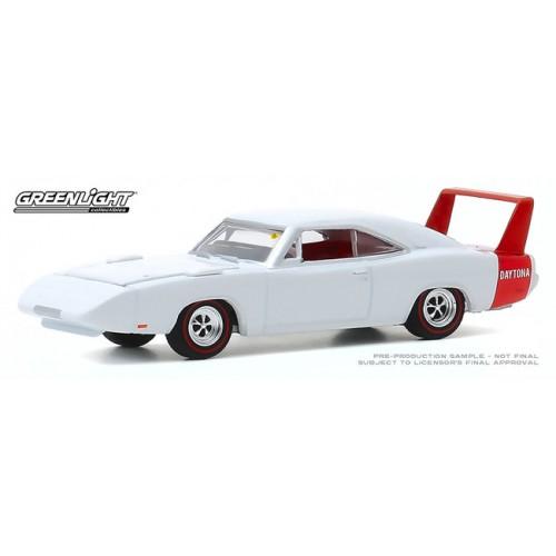 Greenlight Mecum Auctions Series 5 - 1969 Dodge Charger Daytona
