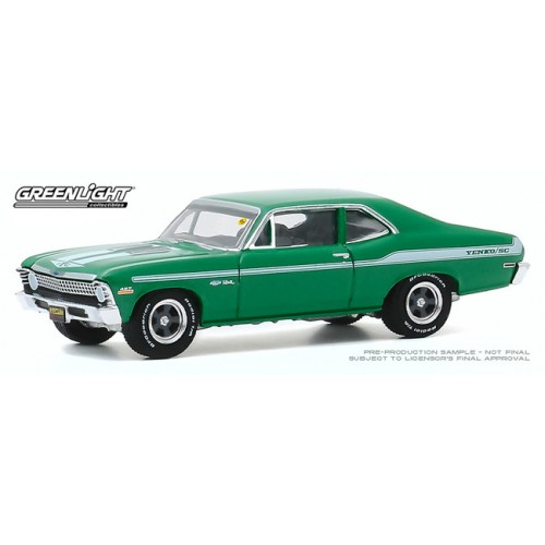 Greenlight Mecum Auctions Series 5 - 1972 Chevrolet Nova