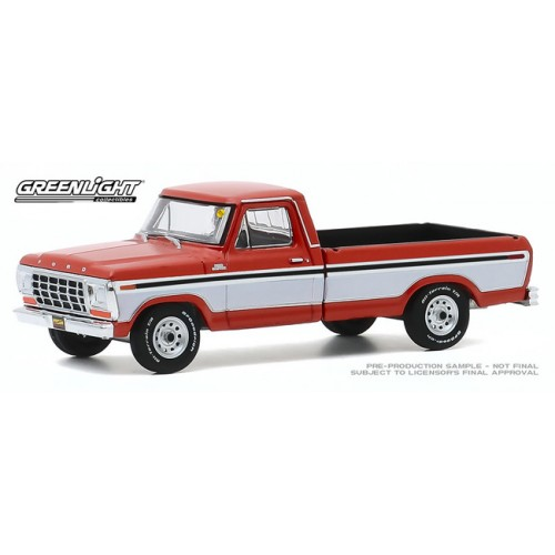 Greenlight Mecum Auctions Series 5 - 1978 Ford F-250 Custom