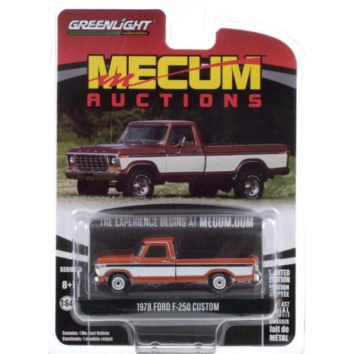 Greenlight Mecum Auctions Series 5 - 1978 Ford F-250 Custom