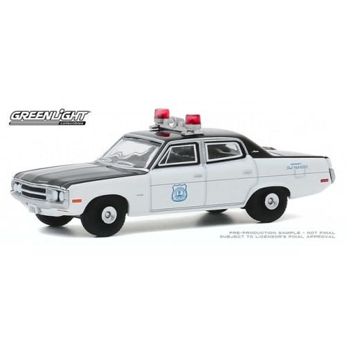Greenlight Hot Pursuit Series 35 - 1971 AMC Matador