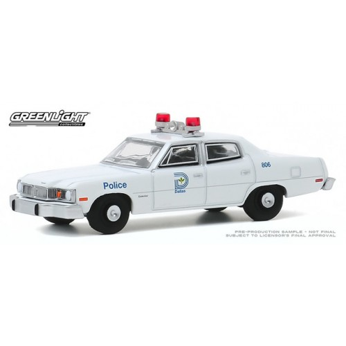 Greenlight Hot Pursuit Series 35 - 1974 AMC Matador
