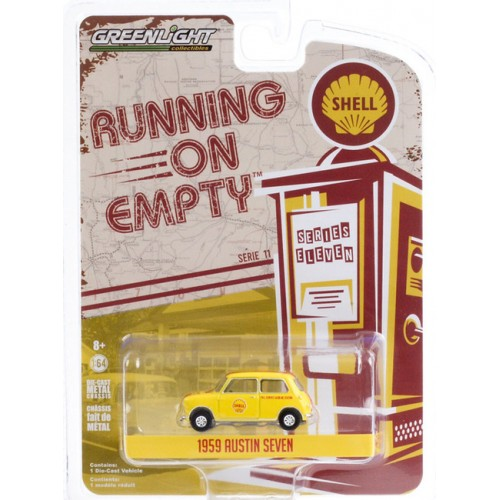 Greenlight Running on Empty Series 11 - 1959 Austin Seven