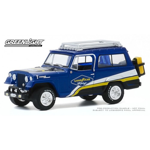 Greenlight Running on Empty Series 11 - 1967 Jeep Jeepster Commando Off-Road