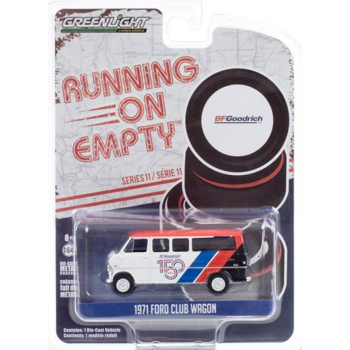 Greenlight Running on Empty Series 11 - 1971 Ford Club Wagon
