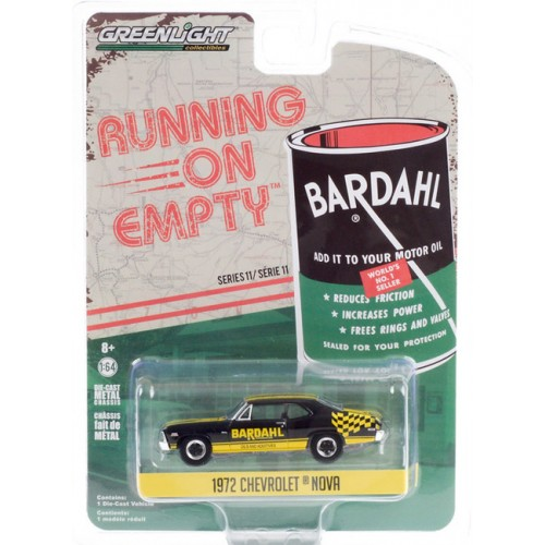 Greenlight Running on Empty Series 11 - 1972 Chevrolet Nova