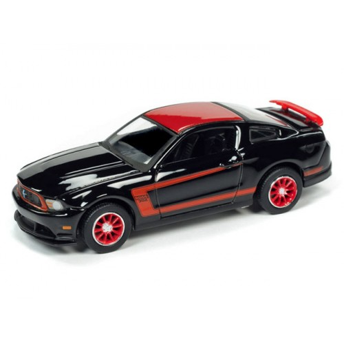 Auto World Premium 2020 Release 3A - 2012 Ford Mustang Boss 302