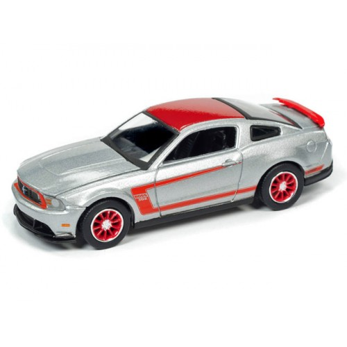 Auto World Premium 2020 Release 3B - 2012 Ford Mustang Boss 302