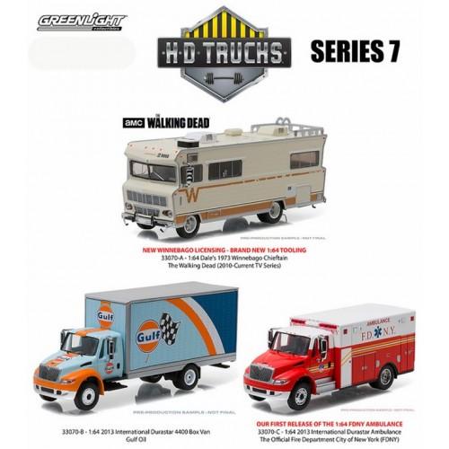 Heavy Duty Series 7 - Set