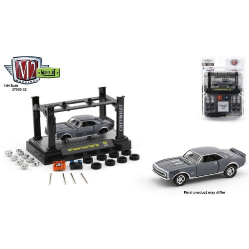 M2 Machines Model-Kits Release 32 - 1967 Chevy Camaro SS/RS 396