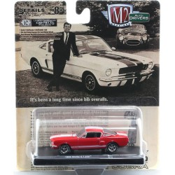 M2 Machines Drivers Release 67 - 1966 Shelby G.T. 350