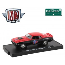 M2 Machines Drivers Release 67 - 1969 Chevrolet Camaro SS/RS
