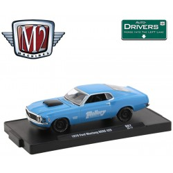 M2 Machines Drivers Release 67 - 1970 Ford Mustang BOSS 429