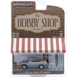 Greenlight The Hobby Shop Series 9 - 1968 Kaiser Jeep Jeepster