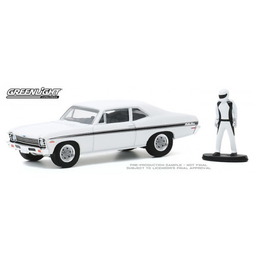 Greenlight The Hobby Shop Series 9 - 1972 Chevrolet Rally Nova