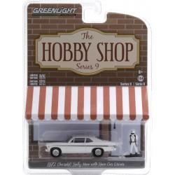 Greenlight The Hobby Shop Series 9 - 1972 Chevrolet Rally Nova