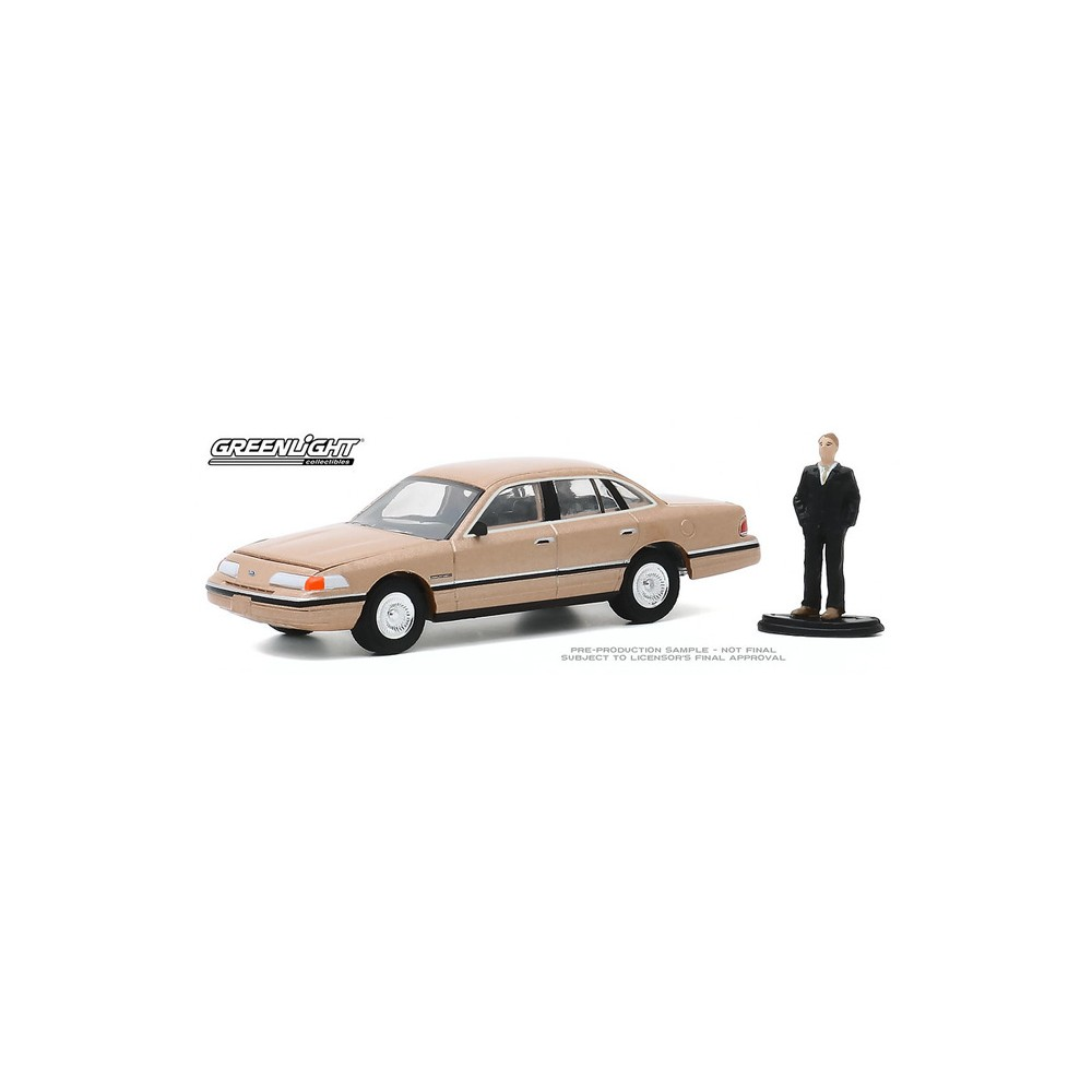 Greenlight The Hobby Shop Series 9 - 1992 Ford Crown Victoria LX