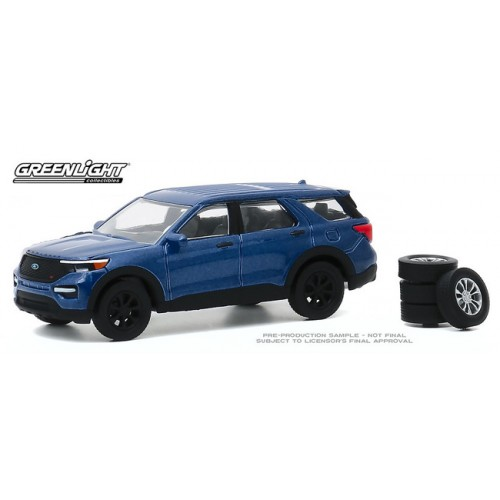 Greenlight The Hobby Shop Series 9 - 2020 Ford Explorer ST