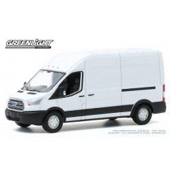 Greenlight Route Runners Series 1 - 2015 Ford Transit LWB High Roof
