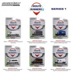 Greenlight Route Runners Series 1 - Six Truck Set