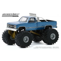 Greenlight Kings of Crunch Series 7 - 1977 Chevy K-10 Monster Truck Maiden America