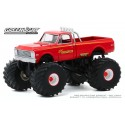 Greenlight Kings of Crunch Series 7 - 1972 Chevy C-10 Monster Truck Texas Tumbleweed