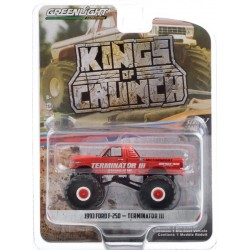 Greenlight Kings of Crunch Series 7 - 1993 Ford F-250 Monster Truck Terminator III