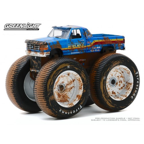 Greenlight Kings of Crunch Series 7 - 1996 Ford F-250 Monster Truck Bigfoot 7