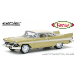 Greenlight Hobby Exclusive - 1957 Plymouth Belvedere Tulsarama