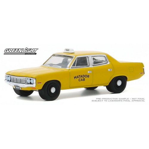 Greenlight Hobby Exclusive - 1972 AMC Matador Cab