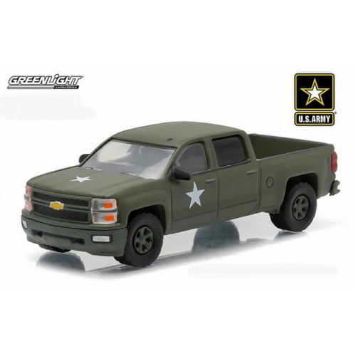 Hobby Exclusive - 2015 Chevy Silverado 1500 LSSV US Army
