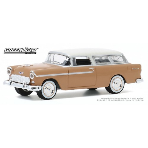 Greenlight Estate Wagons Series 5 - 1955 Chevrolet Two-Ten Handyman