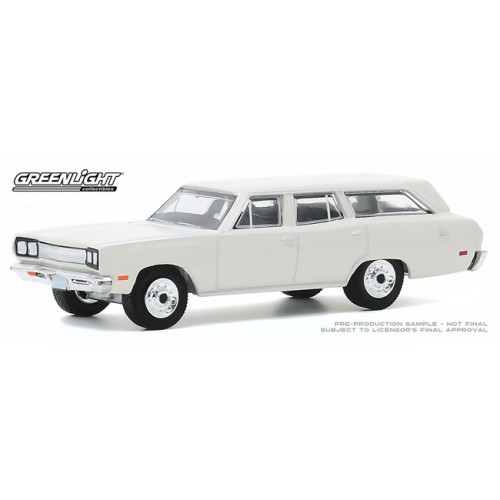 Greenlight Estate Wagons Series 5 - 1969 Plymouth Satellite Station Wagon