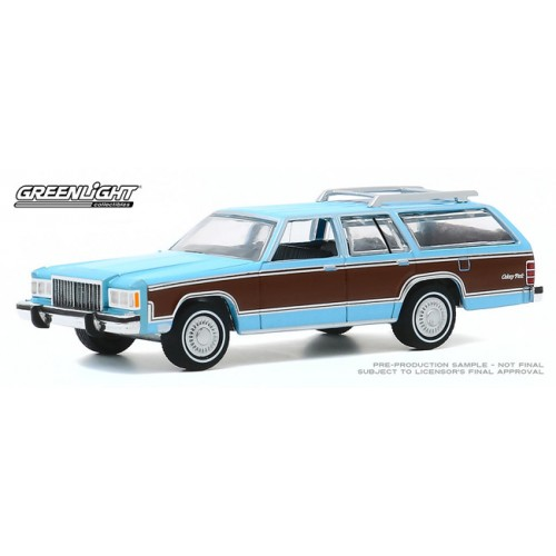 Greenlight Estate Wagons Series 5 - 1983 Mercury Grand Marquis Colony Park