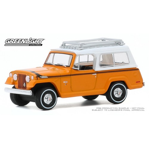 Greenlight All-Terrain Series 10 - 1971 Jeep Jeepster Commando SC-1