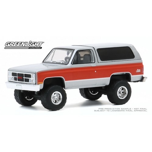 Greenlight All-Terrain Series 10 - 1984 GMC Jimmy