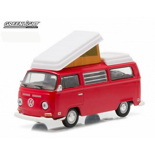 Hobby Exclusive - 1968 Volkswagen Type 2 Campmobile