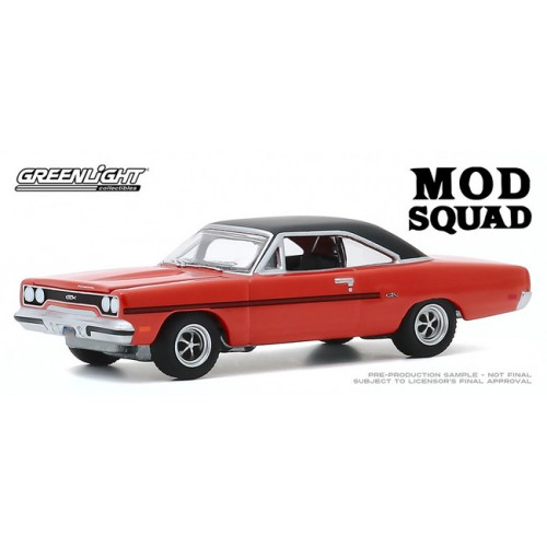 Greenlight Hollywood Series 29 - 1970 Plymouth GTX
