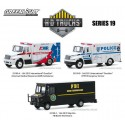 Greenlight H.D. Trucks Series 19 - Three Truck Set