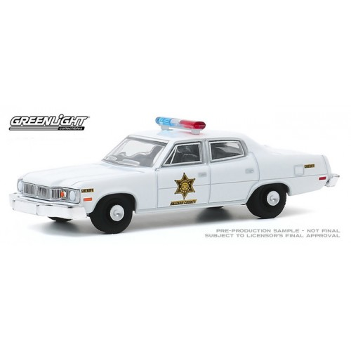 Greenlight Hobby Exclusive - 1974 AMC Matador Hazzard County Sheriff