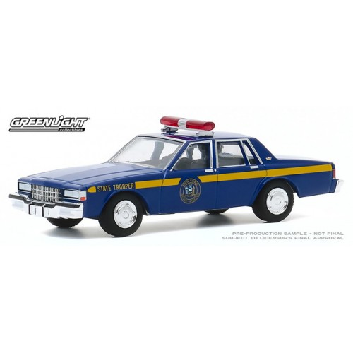 Greenlight Hobby Exclusive - 1990 Chevrolet Caprice New York State Police