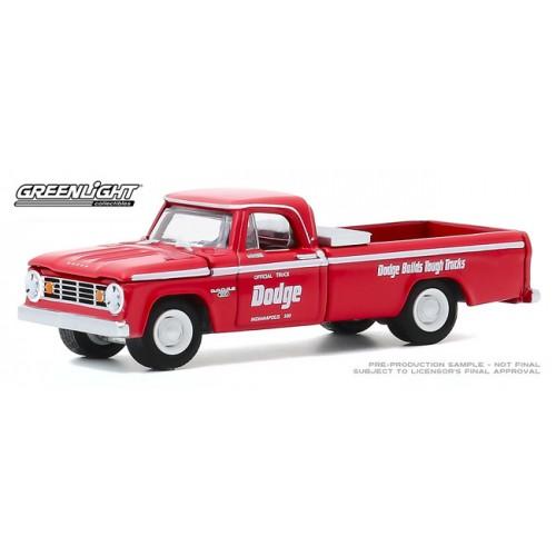 Greenlight Hobby Exclusive - 1965 Dodge D-200 Truck