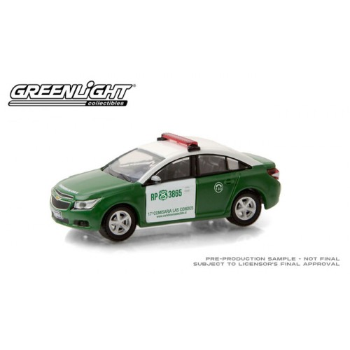 Greenlight Hobby Exclusive - 2013 Chevrolet Cruze