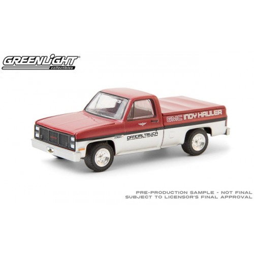 Greenlight Hobby Exclusive - 1985 GMC High Sierra