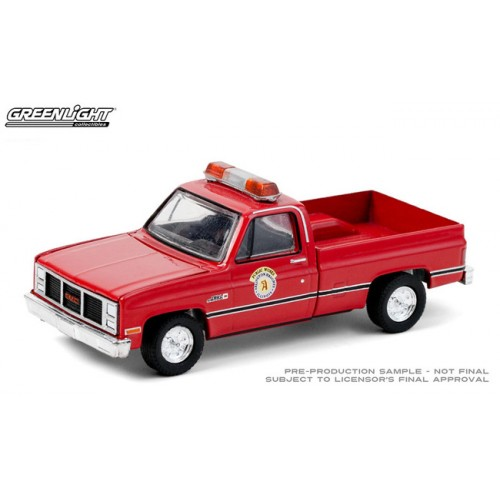 Greenlight Hobby Exclusive - 1987 GMC High Sierra