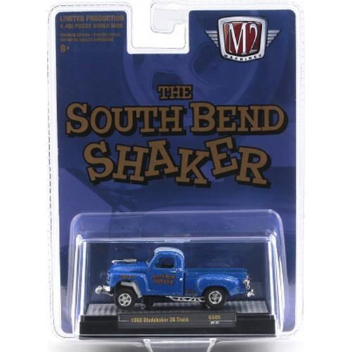 M2 Machines Hobby Exclusive - 1950 Studebaker 2R Truck Gasser