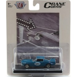 M2 Machines Drivers Release 69 -  1965 Ford Mustang 2+2