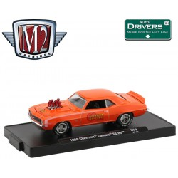 M2 Machines Drivers Release 69 -  1969 Chevrolet Camaro SS/RS