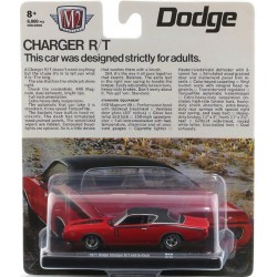 M2 Machines Drivers Release 69 -  1971 Dodge Charger R/T 440 6-Pack