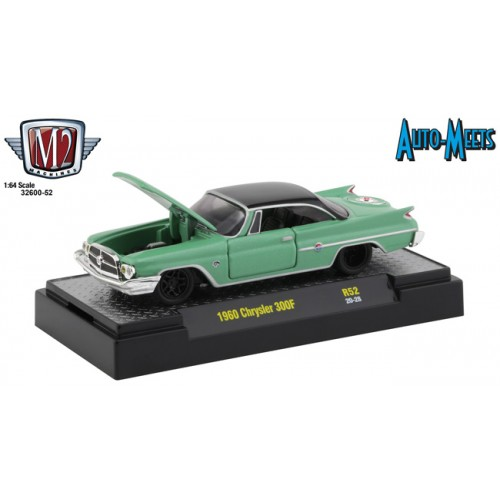 M2 Machines Auto-Meets Release 52 - 1960 Chrysler 300F